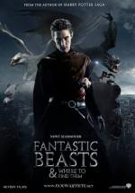 Постер Фантастические звери и места их обитания, Fantastic Beasts and Where to Find Them