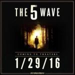 Постер П'ята хвиля, The 5th Wave