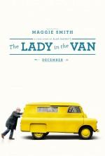 Постер Леди в фургоне, The Lady in the Van