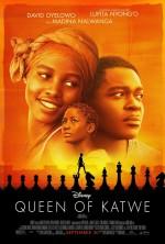 Постер Королева Катве, Queen of Katwe