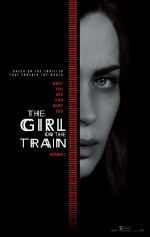 Постер Девушка в поезде, The Girl on the Train