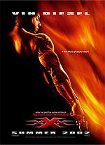 Постер Три ікса, XXX