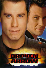 Постер Зламана стріла, Broken Arrow