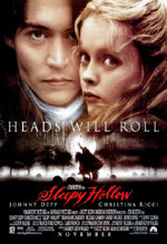 Постер Сонная лощина, Sleepy Hollow