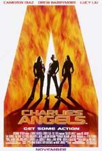 Постер Ангелы Чарли, Charlie's Angels