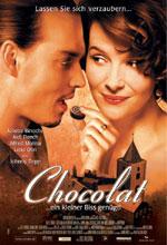 Постер Шоколад, Chocolat