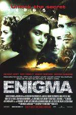 Постер Код Енігма, Enigma