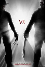 Постер Фредди против Джейсона, Freddy vs. Jason