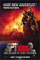 Постер Дети шпионов 2: Остров утраченных надежд, Spy Kids 2:The Island Of Lost dreams