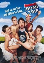 Постер Дорожное приключение, Road Trip