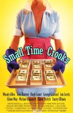 Постер Мелкие мошенники, Small Time Crooks