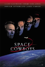 Постер Космічні ковбої, Space Cowboys