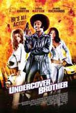 Постер Тайный брат, Undercover Brother