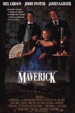 Постер Мэверик, Maverick