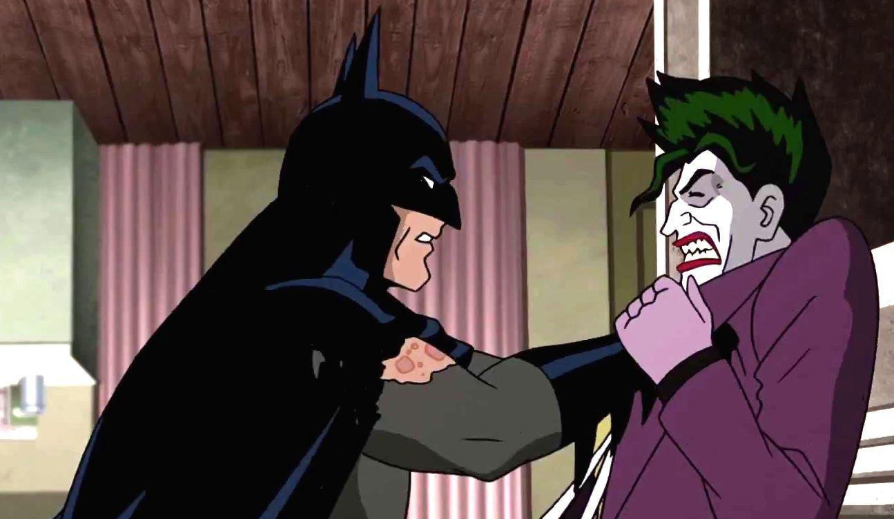 «Скачать Мультфильм Бэтмен Убийственная Шутка Торрент» — 1995
