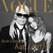 Лили Роуз Депп на обложке Vogue с Карлом Лагерфельдом