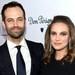 Беременная Натали Портман с мужем на светском мероприятии