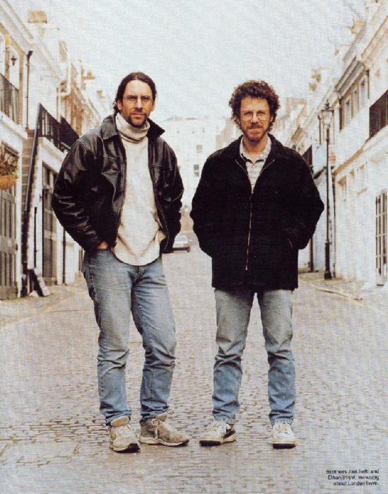 Брати Коени знімуть перший серіал-вестерн