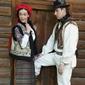 Мария Яремчук и Валерий Харчишин сыграли влюбленных в исторической ленте (ФОТО)