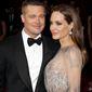 Анджелина Джоли и Брэд Питт помирились ради детей