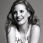 Джессика Честейн на обложке нового номера ELLE (ФОТО)