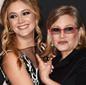 Дочь Кэрри Фишер получит больше 7 миллионов после смерти мамы