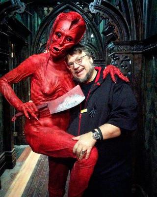 Гильермо дель Торо снимет антологию ужасов для Netflix