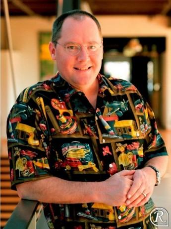 Творець мультиків Disney i Pixar покине компанію через секс-скандал