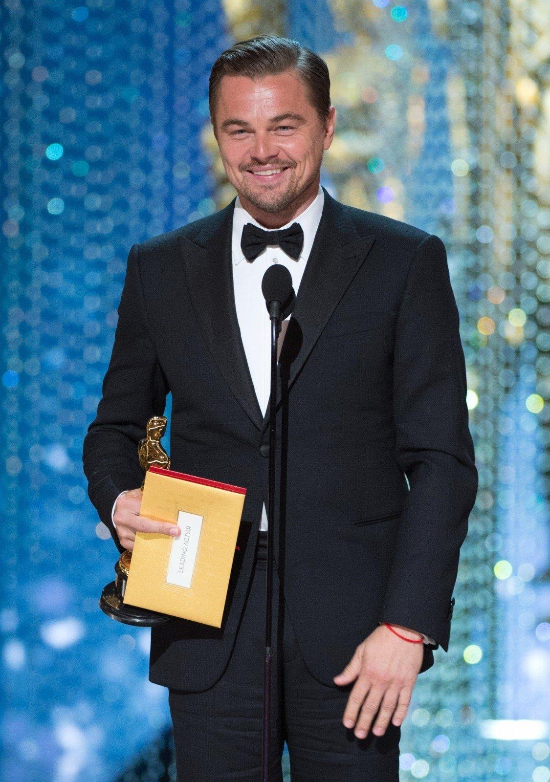 Леонардо Ді Капріо презентує фільм у Каннах
