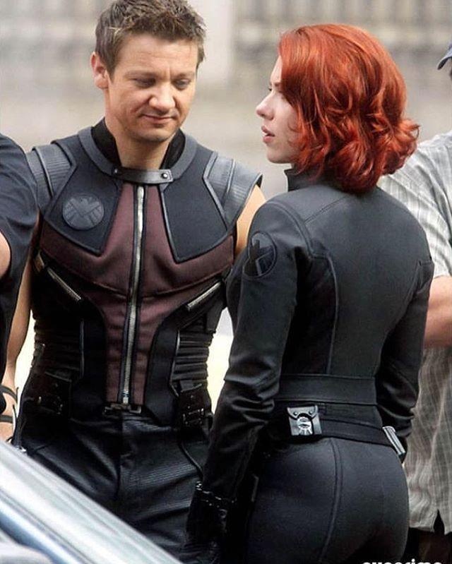 Скарлет Йохансон покине всесвіт Marvel після