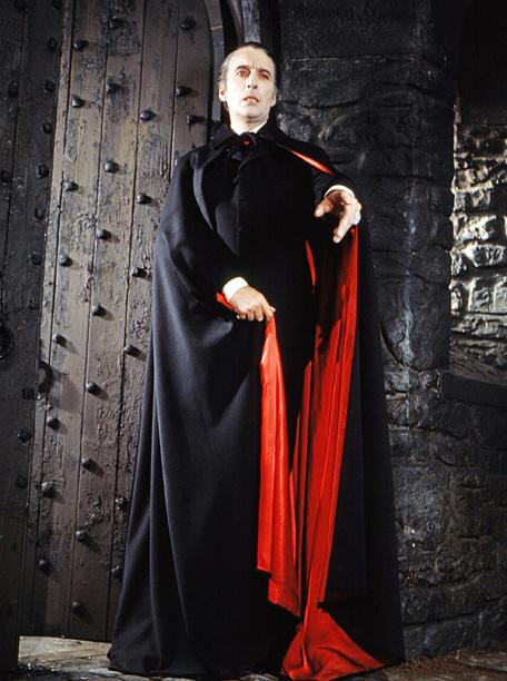 Декстер Флетчер візьметься за екранізацію Дракули