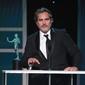 Хоакін Фенікс виголосив зворушливу промову на SAG Awards (ВІДЕО)