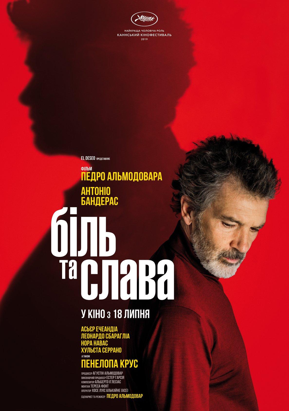 Фільм Педро Альмодовара отримав перемогу на премії