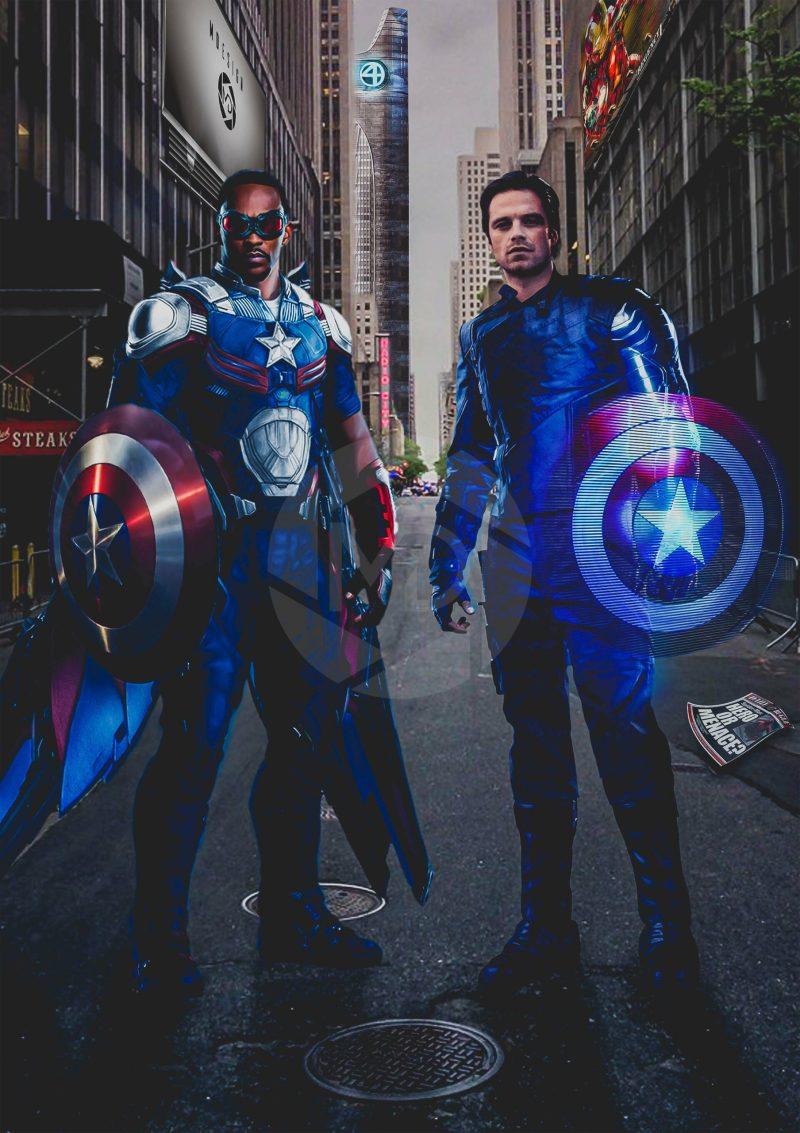 Disney намекнули на даты выхода сериалов про супергероев