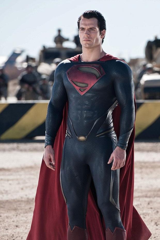 Генрі Кавілл знову заговорив про роль Супермена