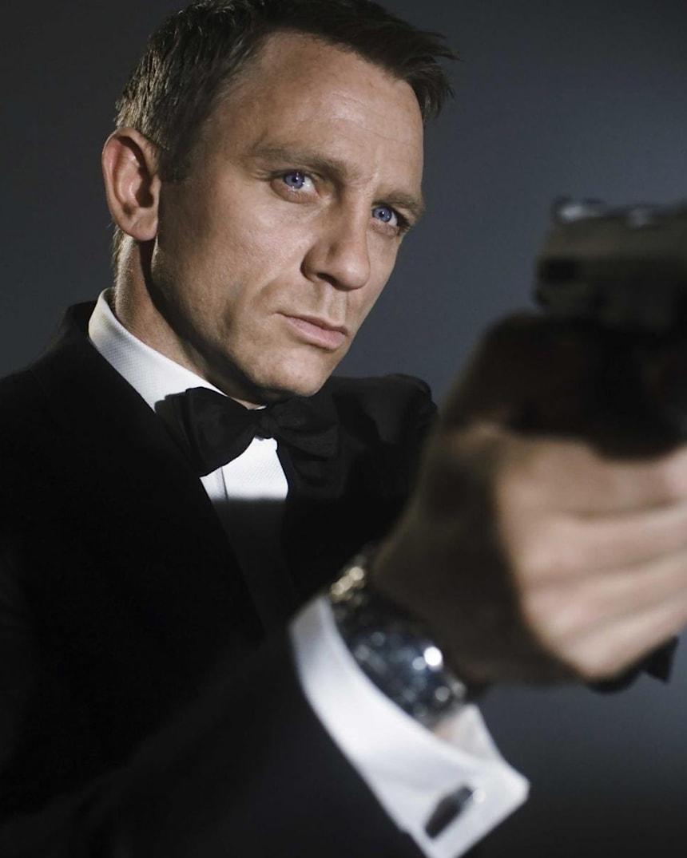 Продюсеры бондианы заговорили о актера на роль агента 007
