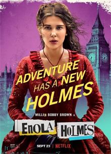 Netflix снимет продолжение фильма про сестру Шерлока Холмса
