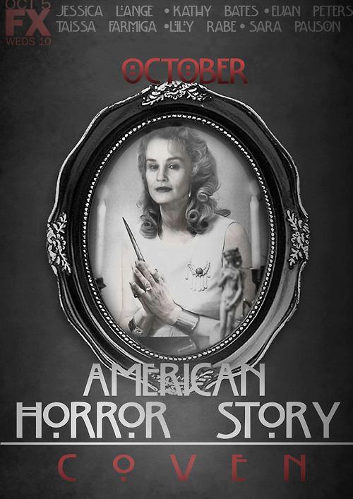 «Скачать Сериал Американская История Ужасов Сезон 3» / 2011