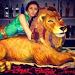 Дженнифер Лопес на день рождения подарили льва (ФОТО)