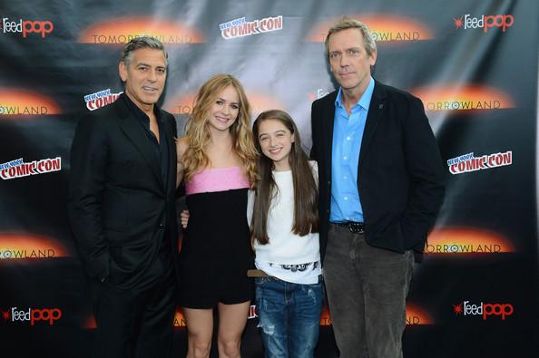 Х'ю Лорі та Джордж Клуні в тизері
