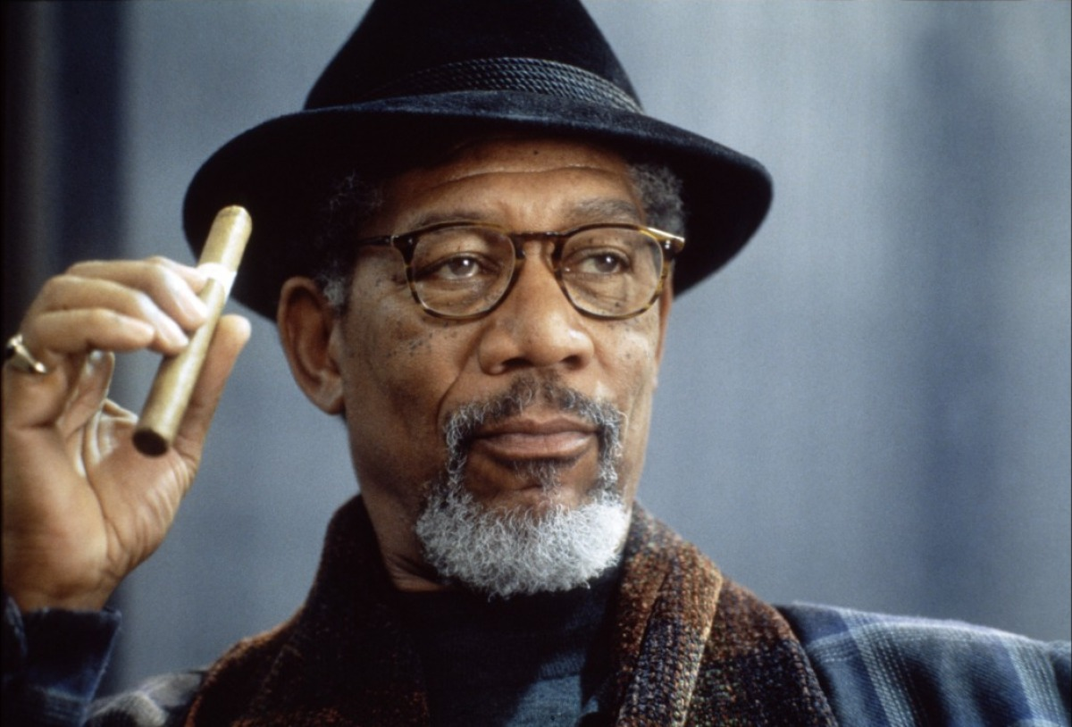 morgan freeman research paper Meme research serious debate q & a media video games moving images books & comics music but was it the genuine morgan freeman or a.